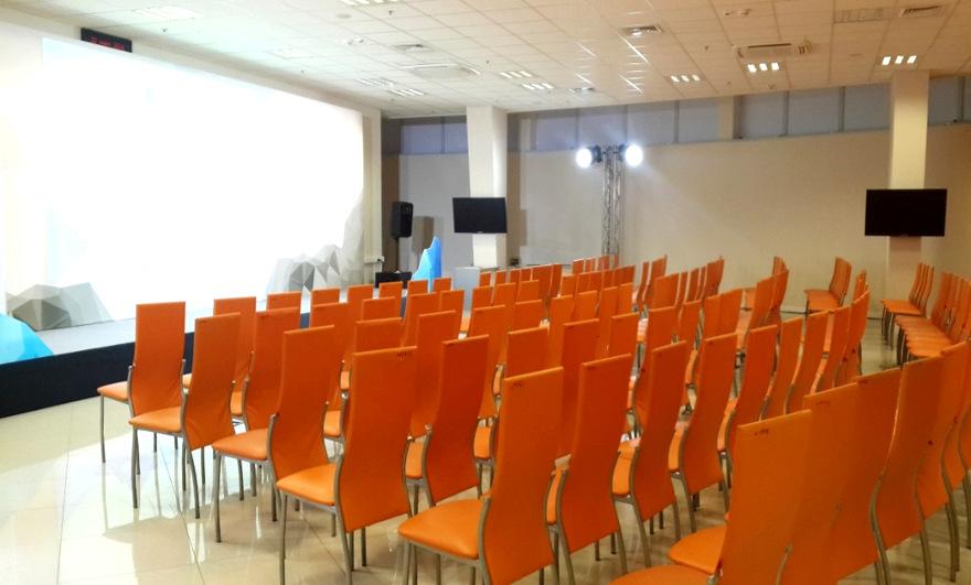 Конференц-зал 1, Адлер Арена
