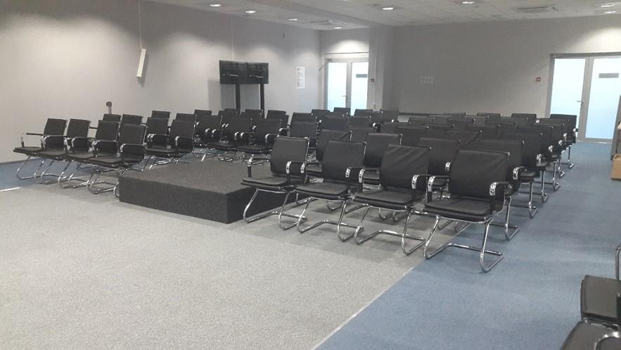 Комната для пресс-конференций, Сочи Автодром