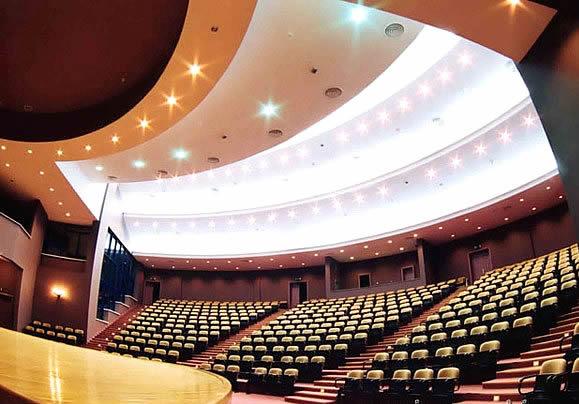 Киноконцертный зал, Русь