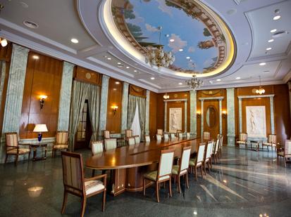 Конференц-зал, Русь