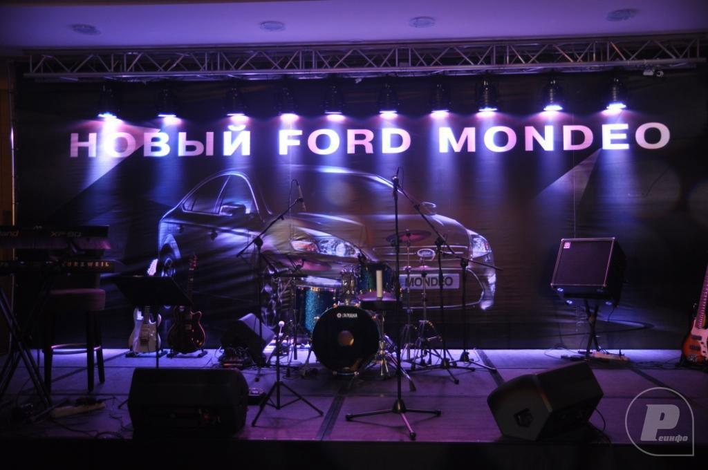 Тест-драйв нового Ford Mondeo и Grand C-Max